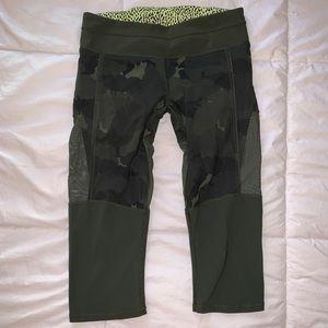 Lululemon crop legging